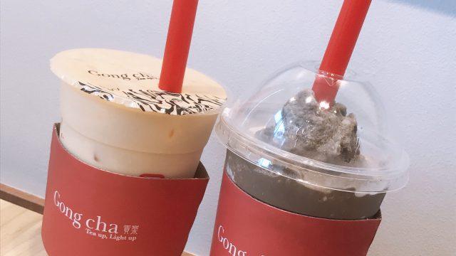 ゴンチャ梅田店