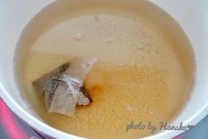 プーアール茶 味